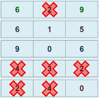 jawaban teka teki angka 1