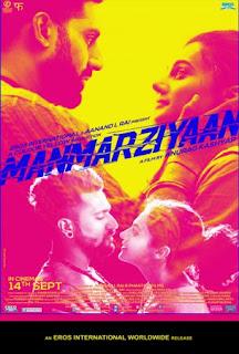 Film Manmarziyaan 2018 [CGV Cinemas]