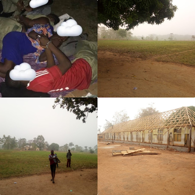 NYSC Members Cries Out over poor treatment from INEC