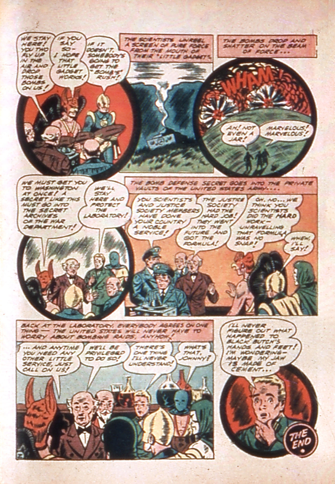 All-Star Comics (1940) issue 10 - Page 64