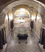 Louis Pasteur's Tomb