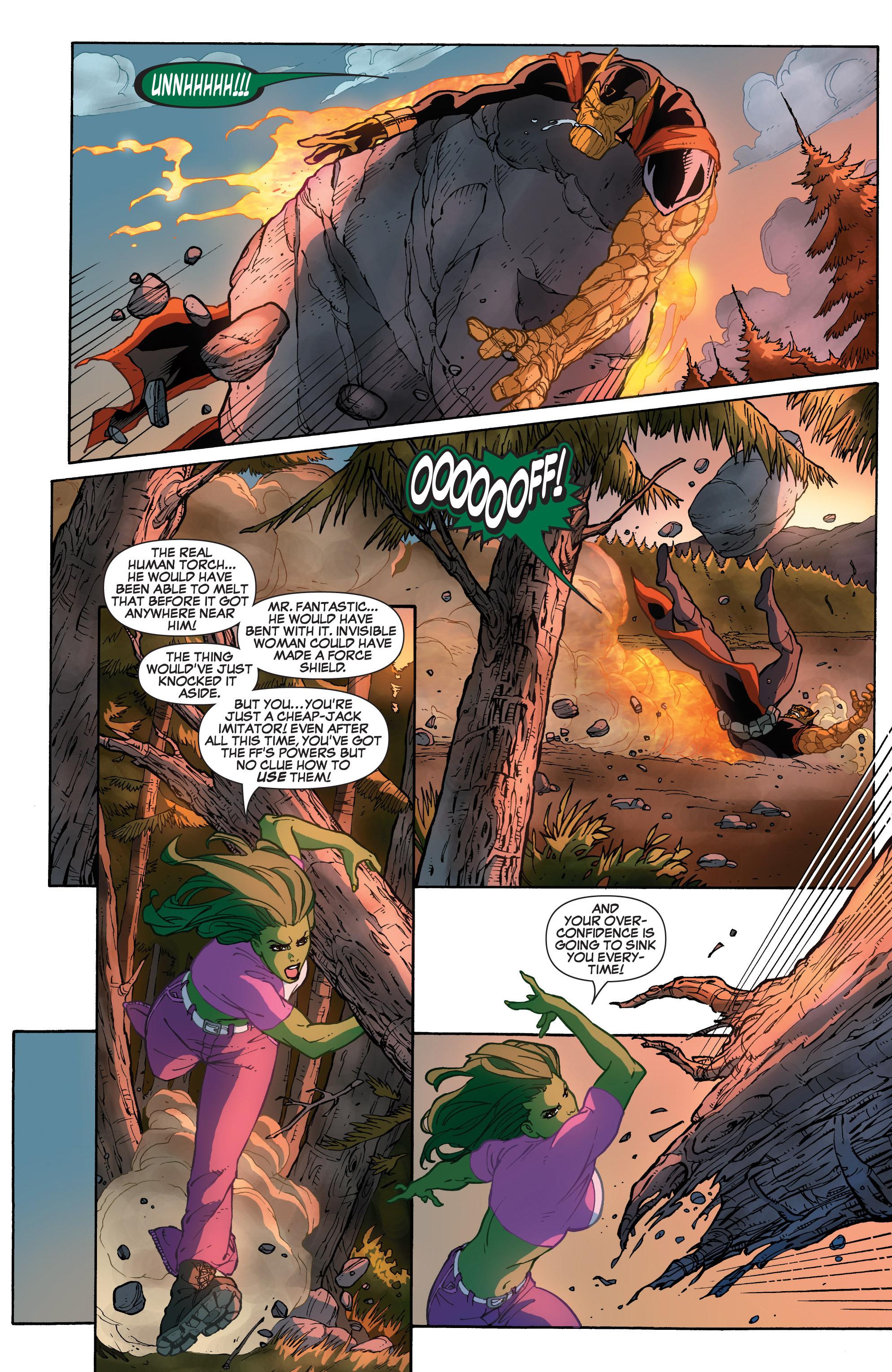 Read online She-Hulk (2005) comic -  Issue #33 - 13