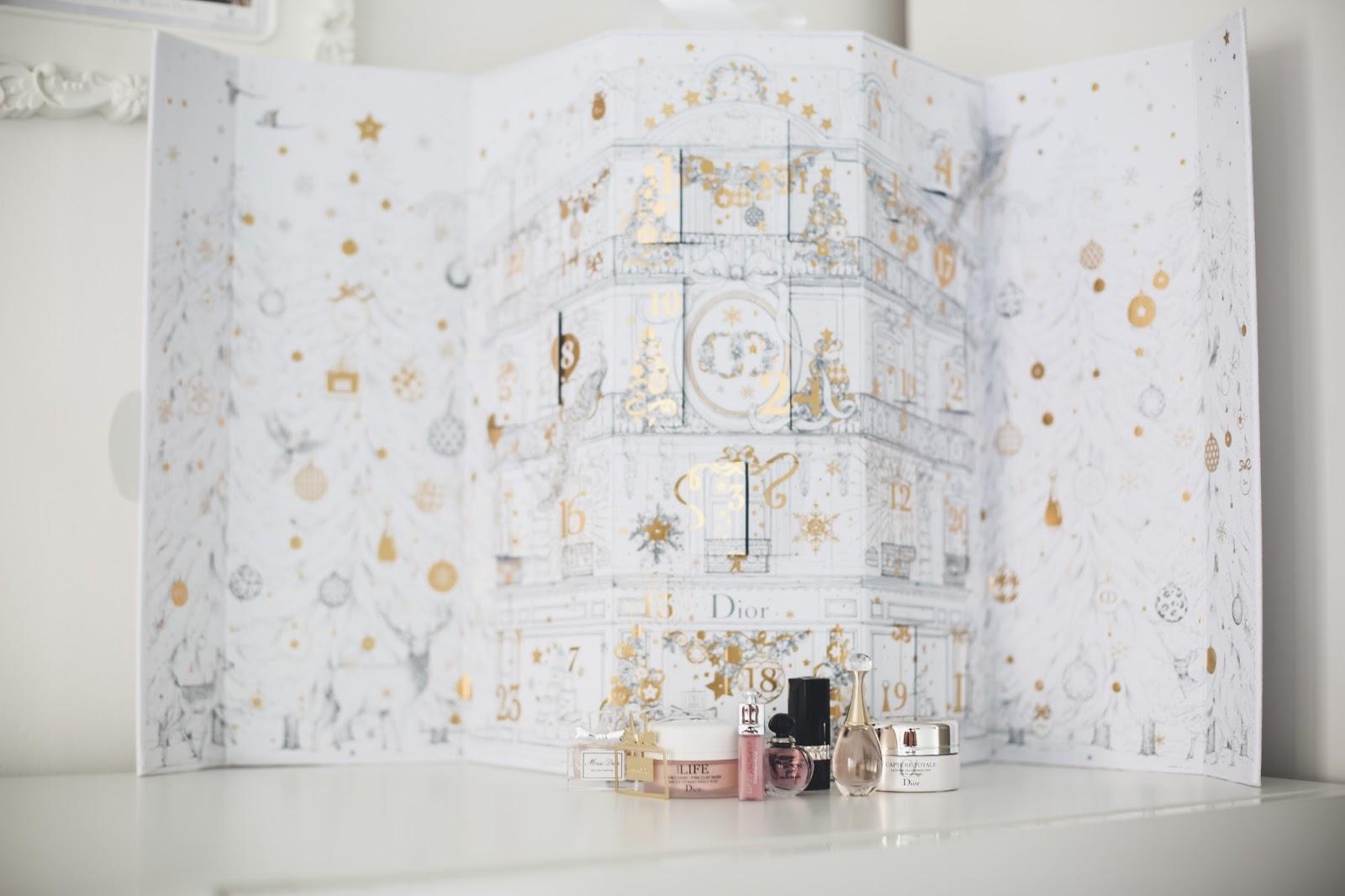 Calendrier de l'Avent Dior