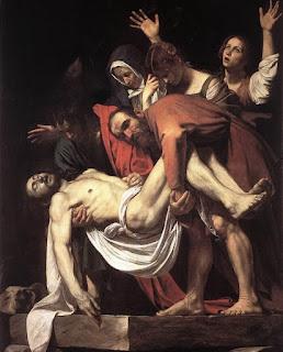 Hz. İsa'nın Mezara Konması