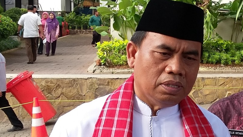 Sekretaris Daerah DKI Jakarta, Saefullah