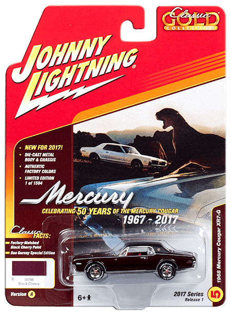 Johnny Lightning Classic Gold Collection Series 1 2017