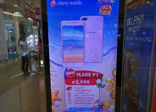 Cherry Mobile P1 - The Most Affordable Dual Camera Smartphone for Php3,999