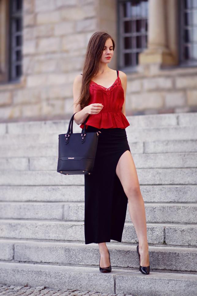 Names Off Shoulder Slit Floral Half Sleeve Maxi Dresses cheap midi