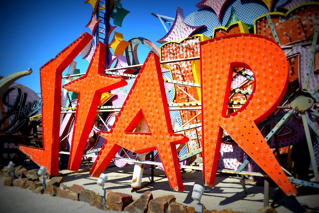 Музей Неона, Лас-Вегас, Невада (The Neon Museum, Las Vegas, NV)