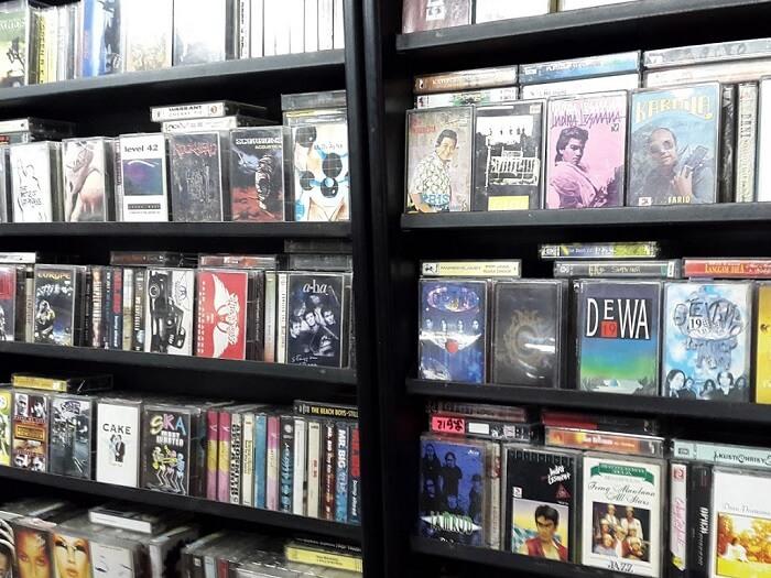 Koleksi CD