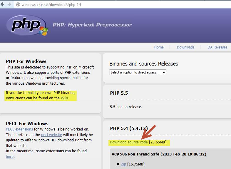 Download Apache HTTP Server (  bit) for Windows 10 PC ...