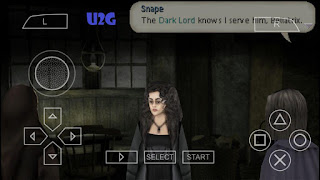 Harry Potter PPSSPP Highly Compressed
