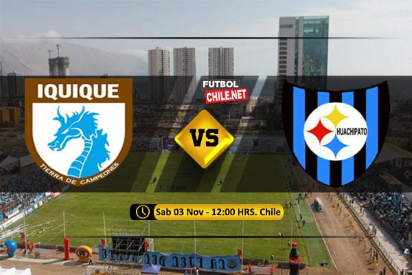 PREVIA: Deportes Iquique vs Huachipato
