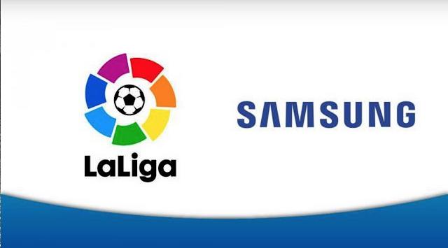 Samsung echa a Huawei de La Liga