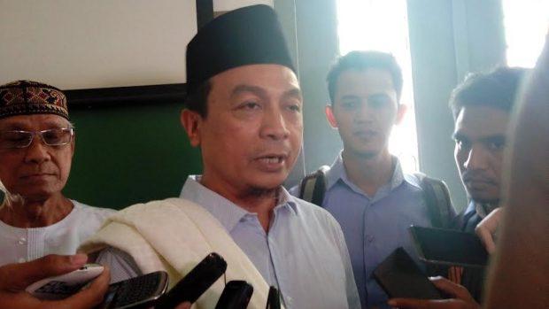 Ketua GNPF Ulama: Pengolok Islam Tak Boleh Dibiarkan
