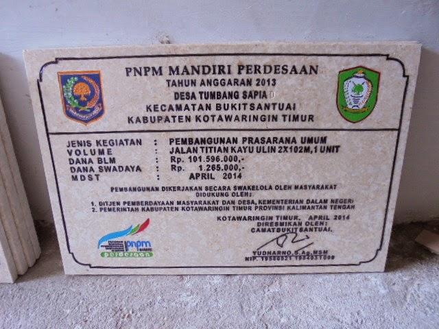PNPM Kotawaringin Timur Kalimantan Tengah