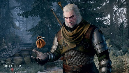 The Witcher 3, Wild Hunt, The Magic Acorn