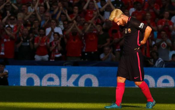 Barcelona Dikalahkan Oleh Liverpool 4 - 0