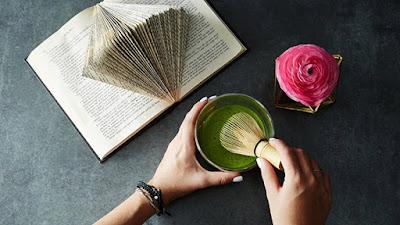 Bột trà xanh giúp giảm cân