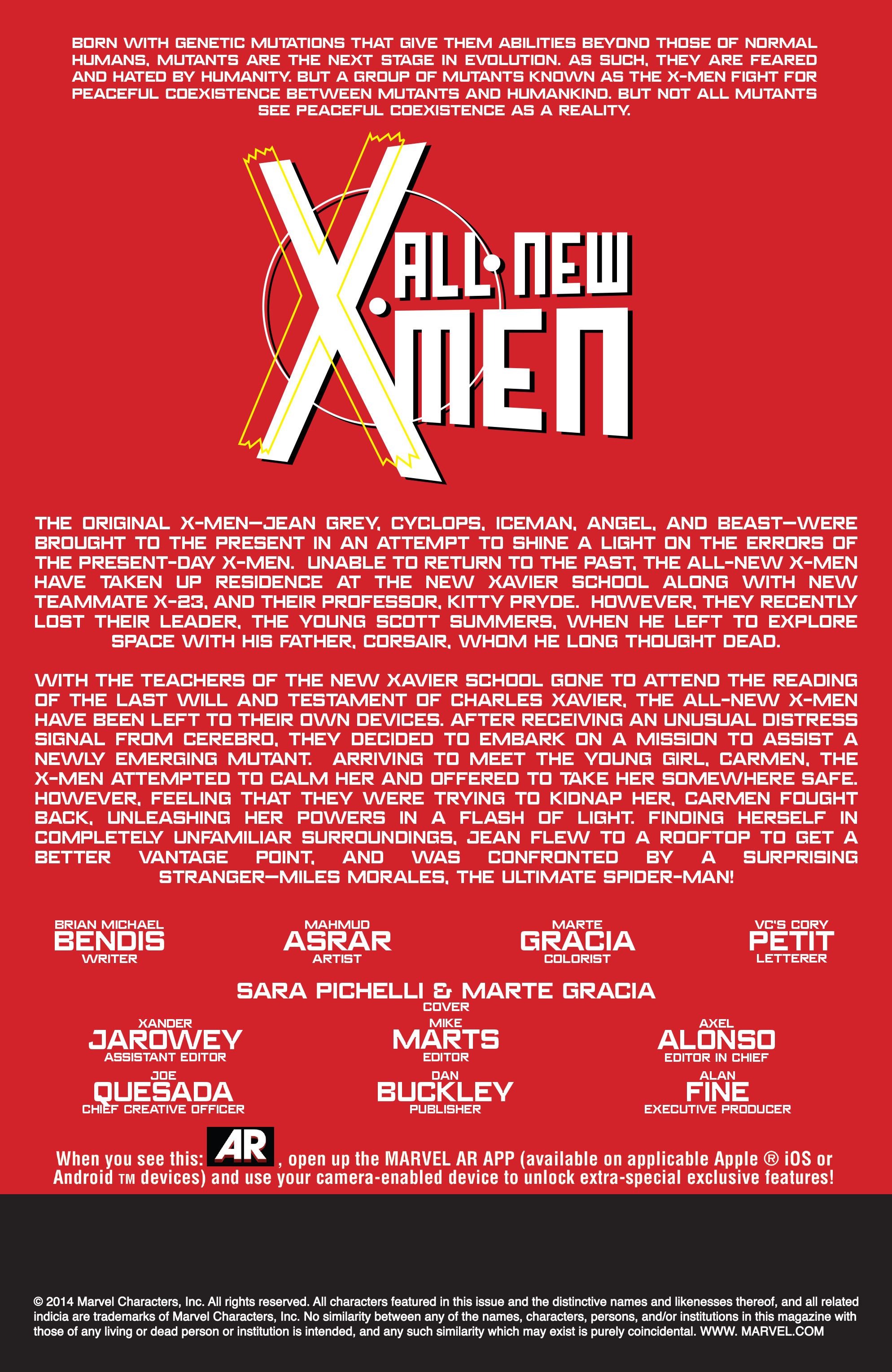 Read online All-New X-Men (2013) comic -  Issue #32 - 2