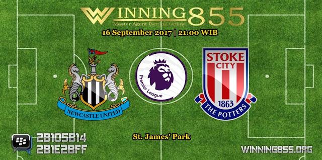 Prediksi Skor Newcastle vs Stoke City