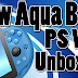 New Slim Aqua Blue PS Vita Unboxing