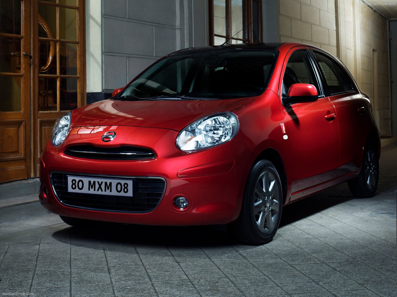 Nissan-Micra_ELLE_2012_Cheapest Cars around the world