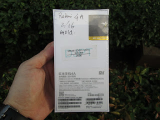 Xiaomi Redmi 4a 2/16 4G LTE Camera 13MP Ram 2GB