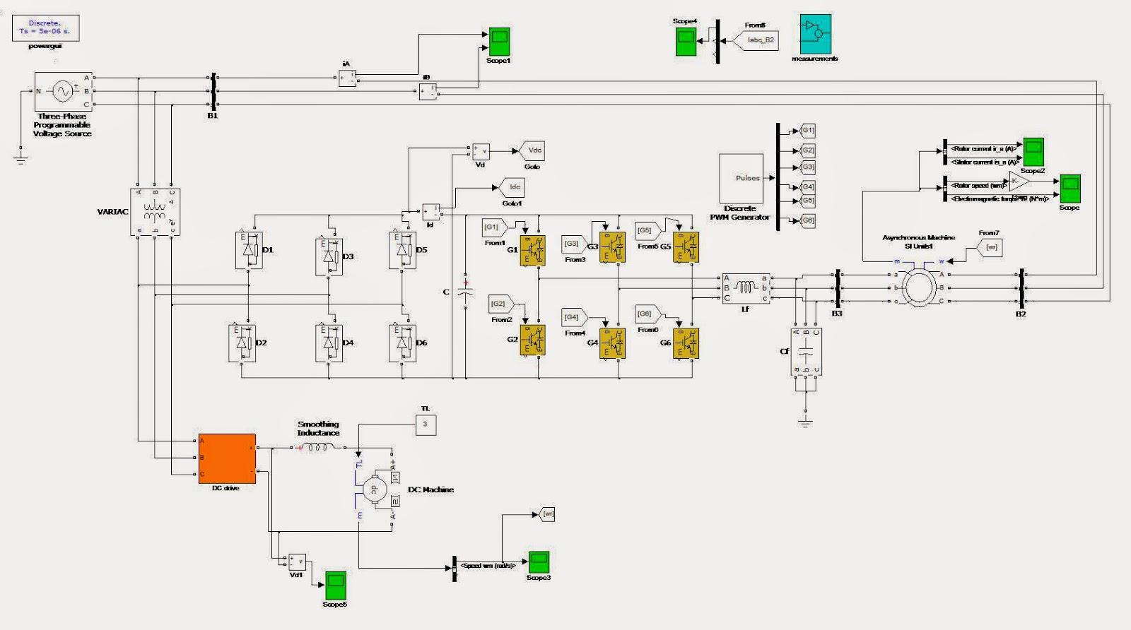 Matlab Electrical Ieeeysis And