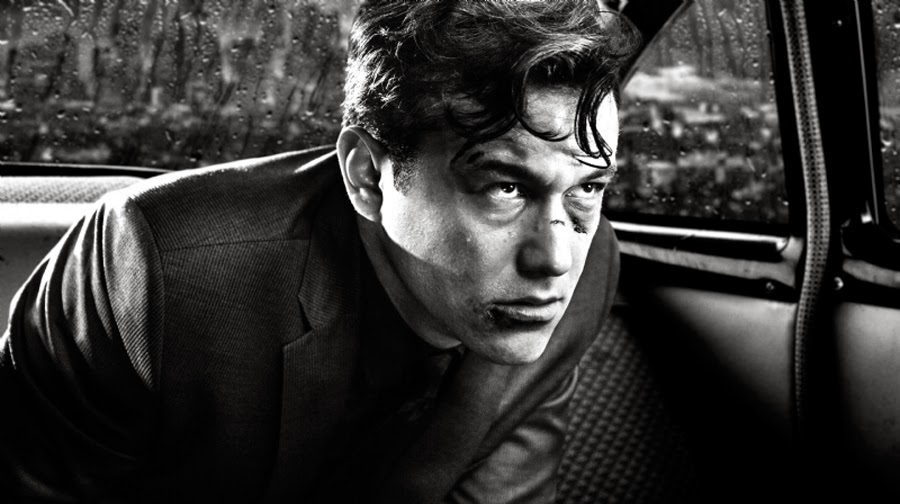 Joseph Gordon-Levitt în Sin City: A Dame To Kill For