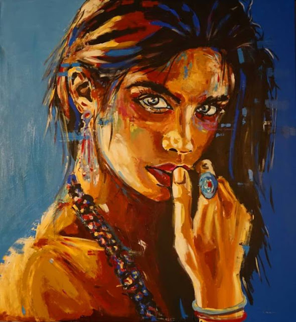 Famous Portrait Artists Who Shaped Contemporary ... |Famous Contemporary Painting