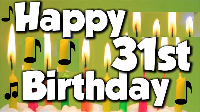 Happy31th Birthday Images and Pictures for Men,For women, For Sisters, Facebook, Friends, Brothers and Family. Loving and funny birthday 31th images