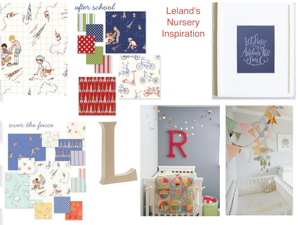 Daisykate Baby Leland 39 S Nursery Inspiration