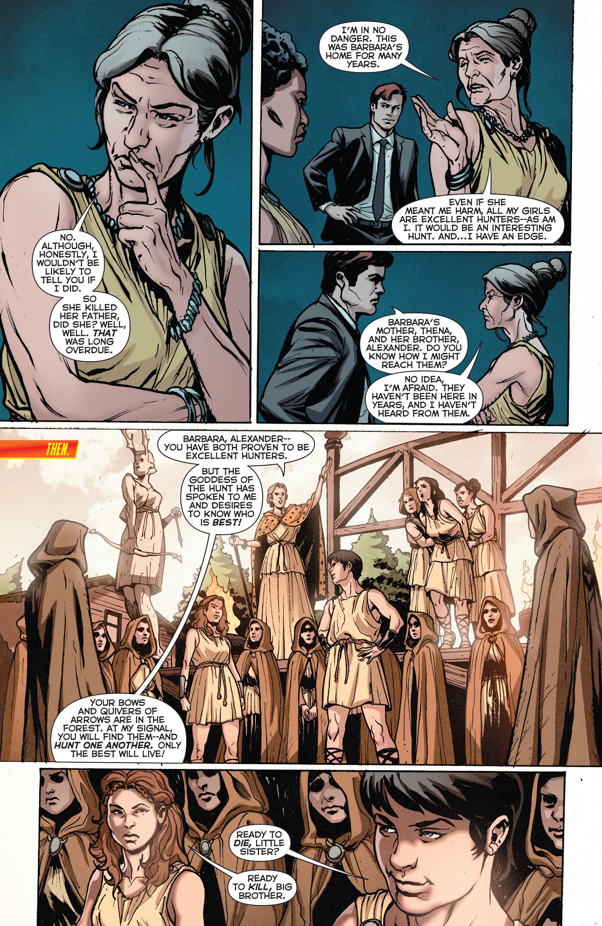 Read online Wonder Woman (2011) comic -  Issue #23.1 - 11