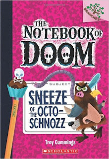 Sneeze Of The Octo-Schnozz: A Branches Book PDF