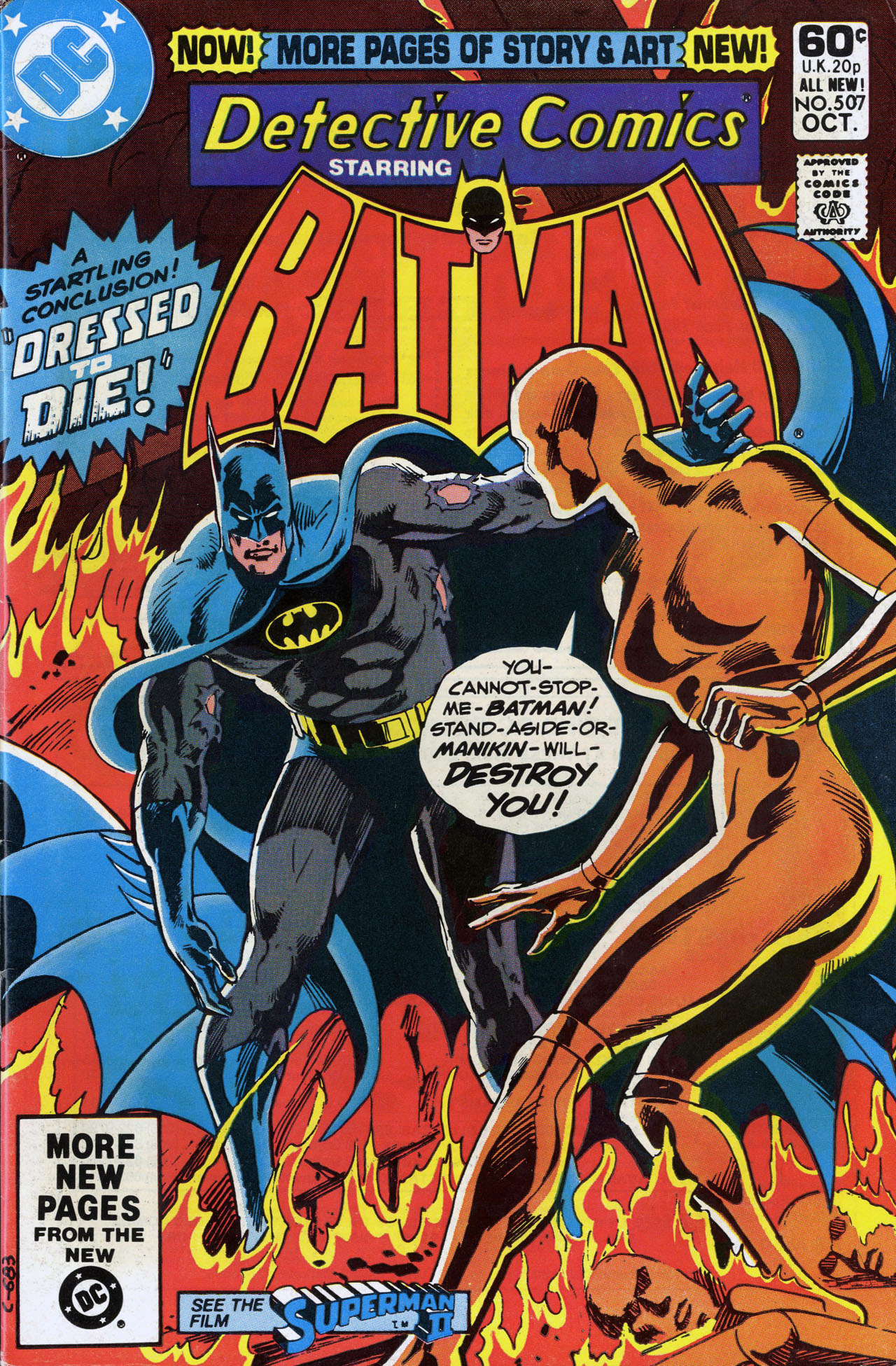 Detective Comics (1937) 507 Page 1