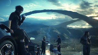 FINAL FANTASY XV pc game wallpapers|images|screenshoots