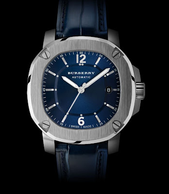 Burberry 'The Britain', AUTOMATIC watch BBY1205