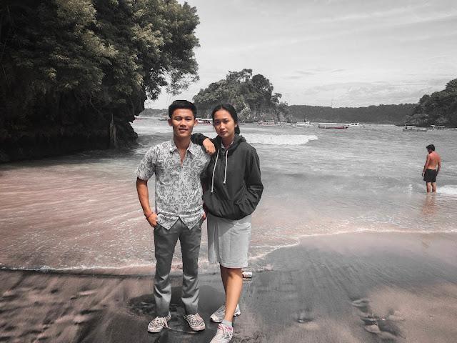 Kisah Perjalanan Kami ke Pantai Crystal Bay Beach Nusa Penida Bali 2019