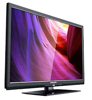 Harga TV LED Philips 24PHA4100 24 Inch