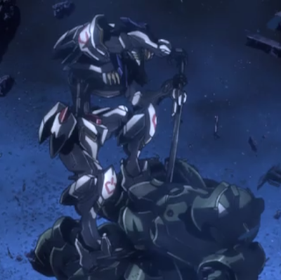 Resoconto Gundam Tekketsu - Iron Blooded Orphans ep 13