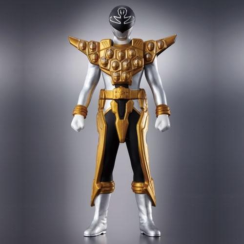 Henshin Grid: Gokai Silver Toys and even more Ranger Keys!
