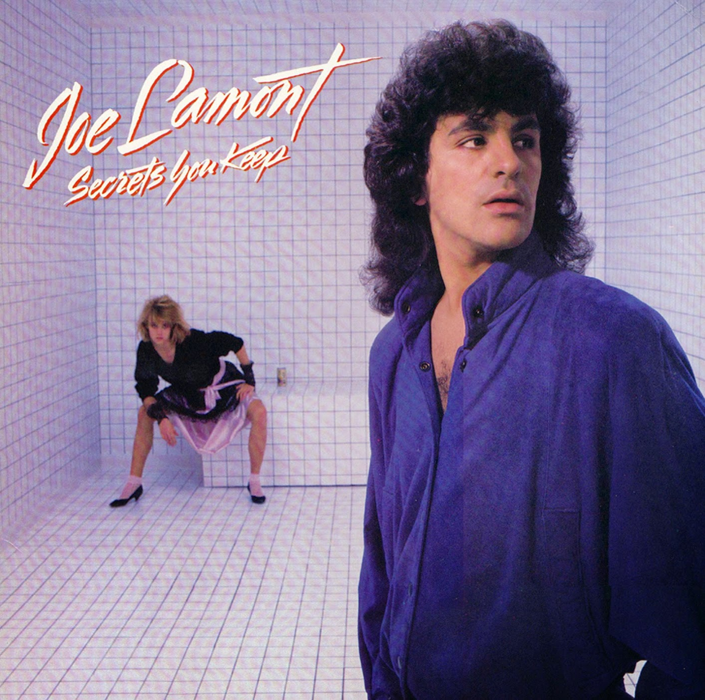 Joe Lamont Secrets you keep 1985 aor melodic rock
