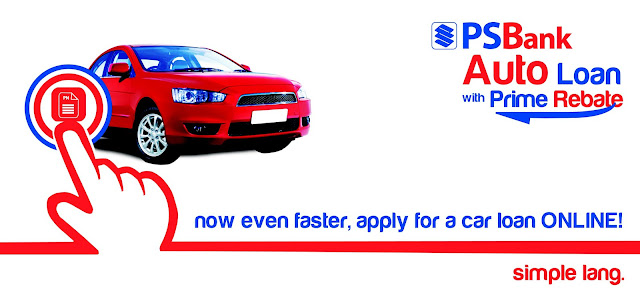 PSBank Online Auto Loan Application