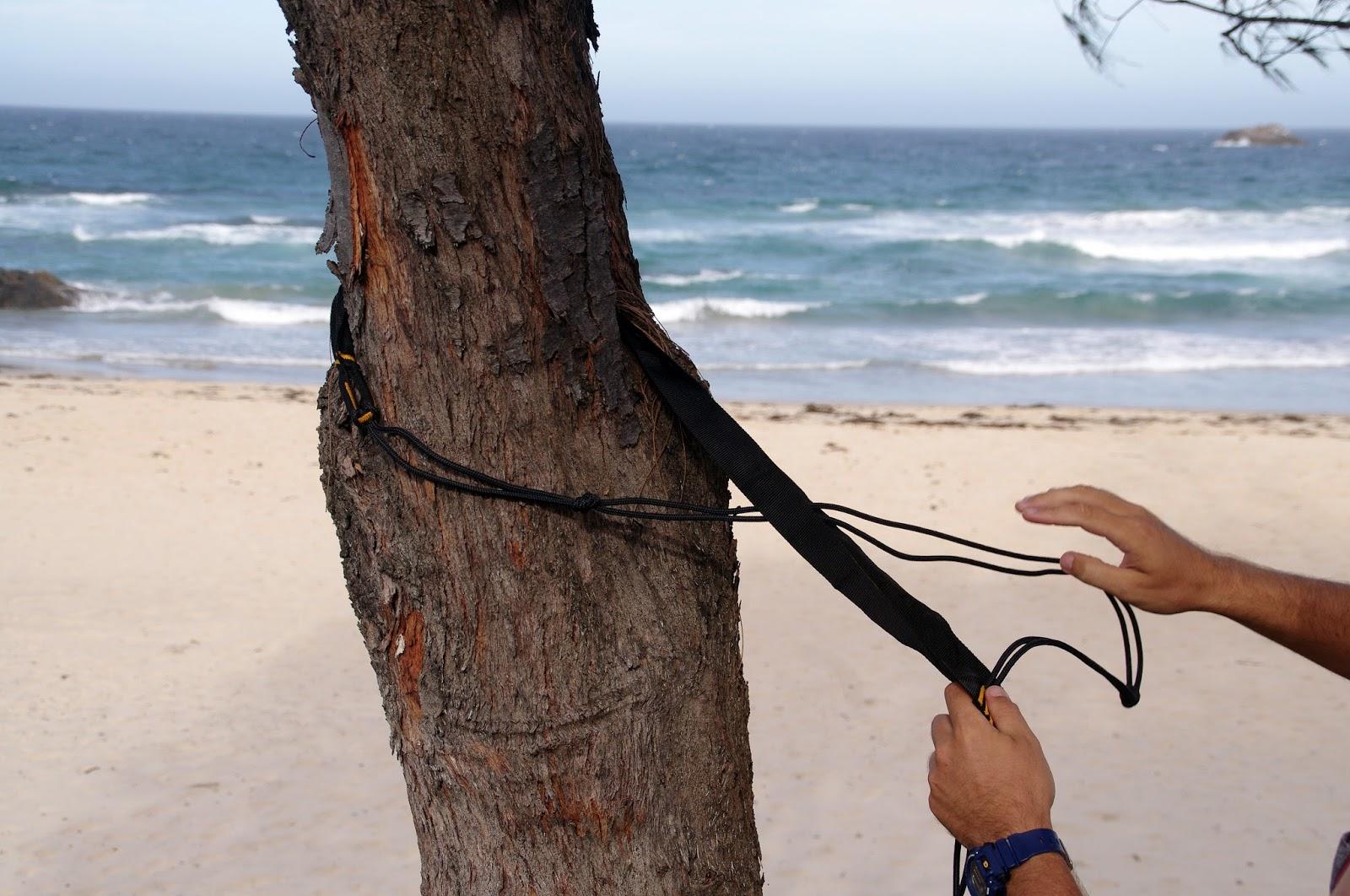 West Coast Hammocks tree friendly straps