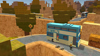 City Bus Simulator Craft Apk