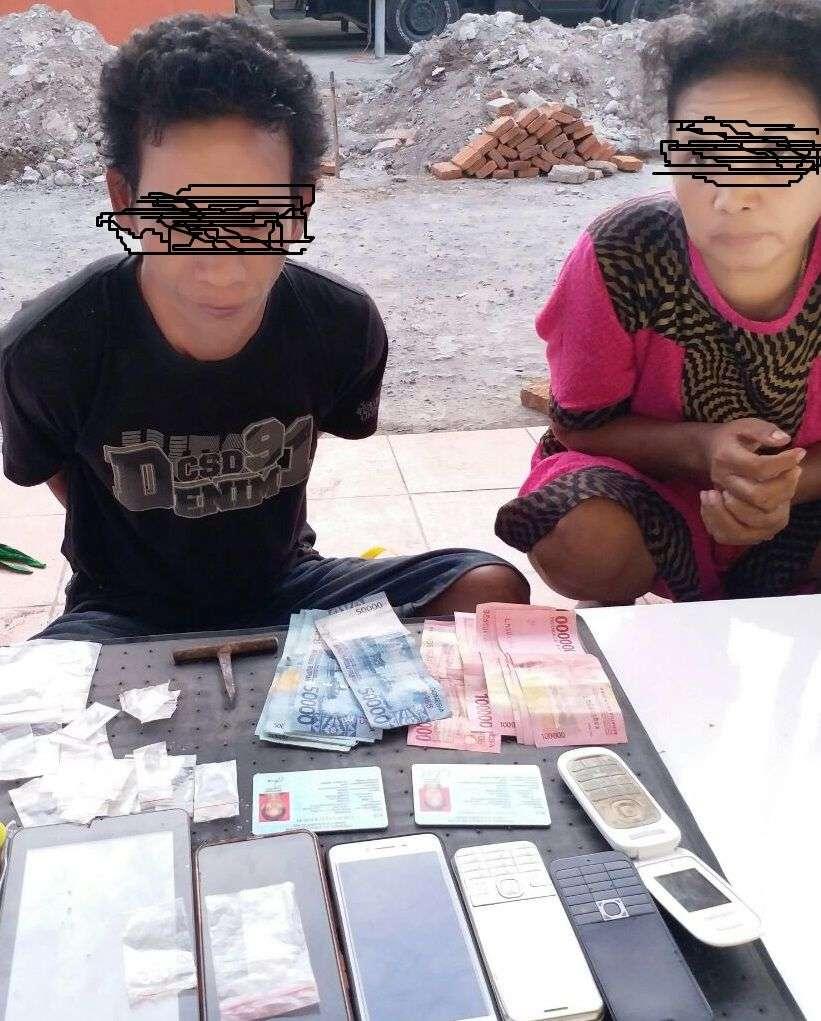 Petani dan Istrinya di Bantaeng Jadi Bandar Narkoba