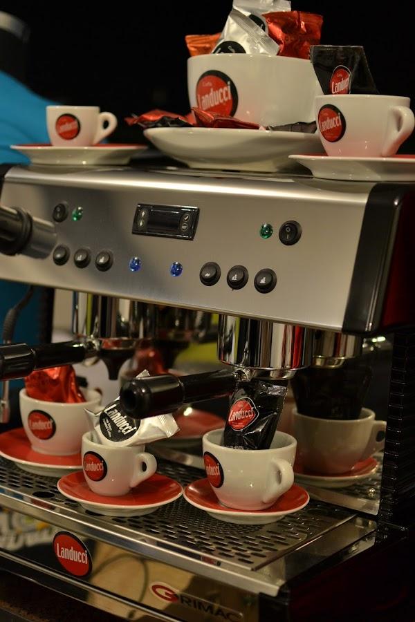 """""""Máquina de café Landucci"""""""