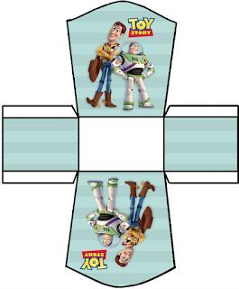 Kit para Fiesta de Cumpleaños de Toy Story para Imprimir Gratis.