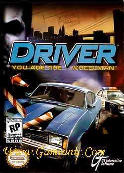 Drive You Are The Wheelman Game Download